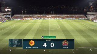 試合結果|2020 J2 第3節 北九州 4-0 琉球