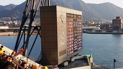 試合結果|北九州 2-0 磐田